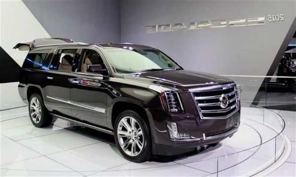 97 The 2020 Cadillac Escalade V Ext Esv Concept