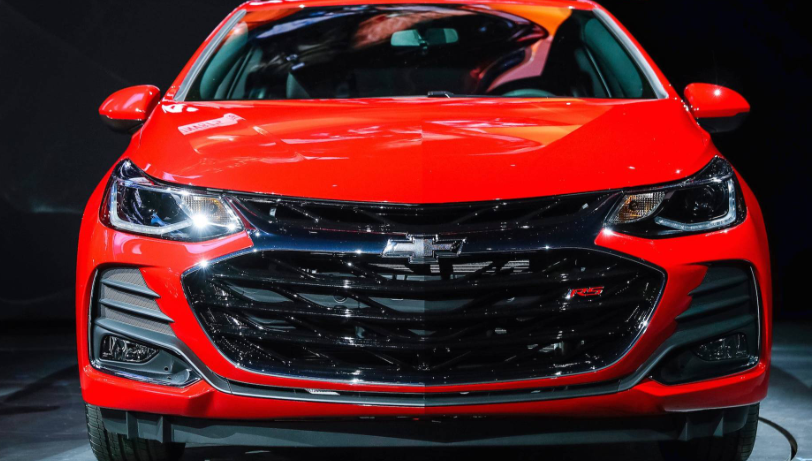 97 The 2020 Chevrolet Cruze Review