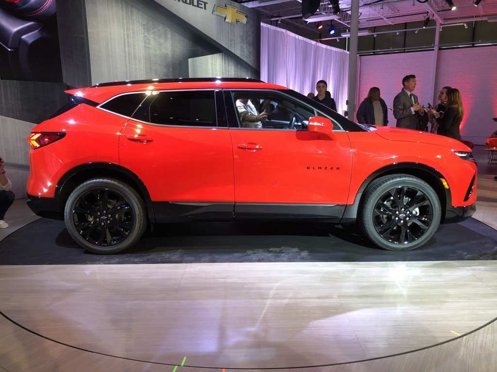 97 The 2020 Chevrolet Trailblazer Ss Release Date And Concept