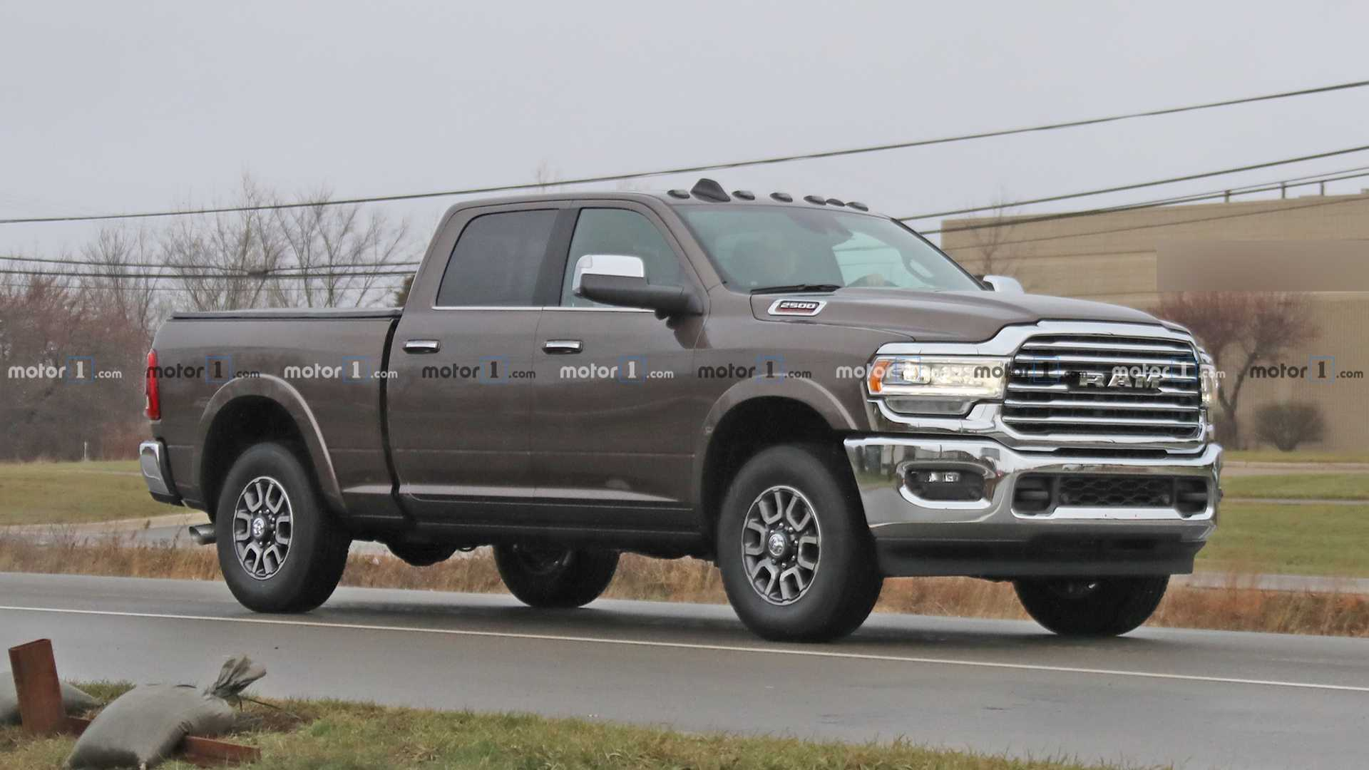 97 The 2020 Dodge Ram Pickup Research New
