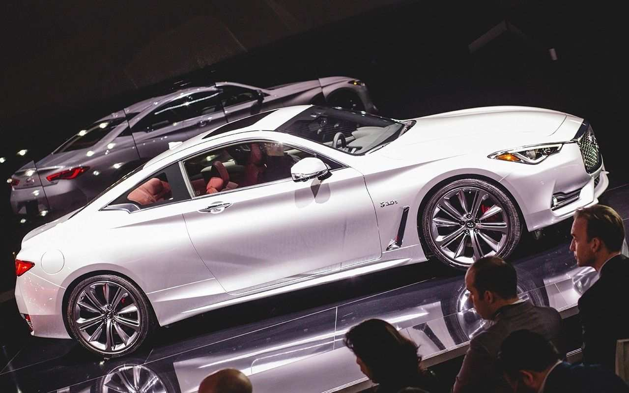 97 The 2020 Infiniti Q60 Coupe Convertible Pricing