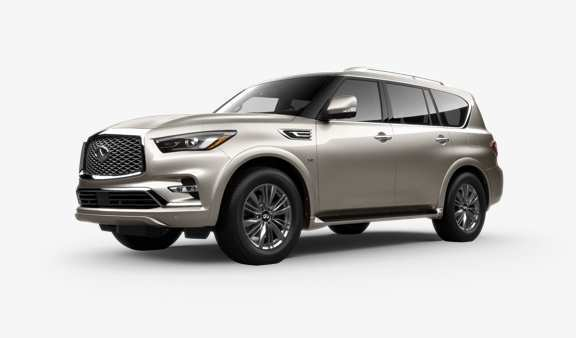 97 The 2020 Infiniti Qx80 Suv Photos
