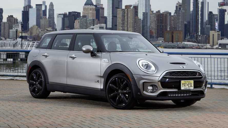 97 The 2020 Mini Cooper Clubman History
