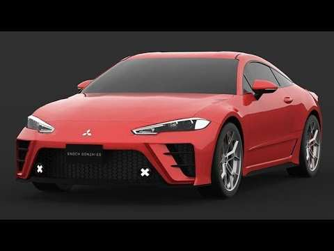 97 The 2020 Mitsubishi Eclipse Redesign And Concept