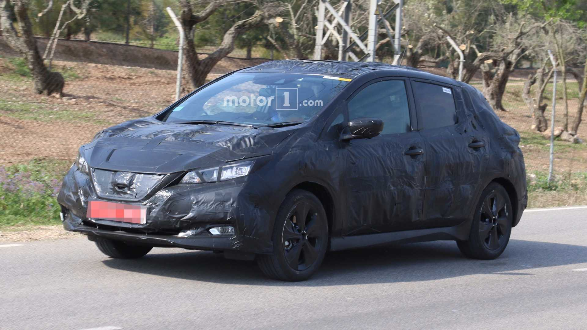 97 The 2020 Nissan Leaf Spesification