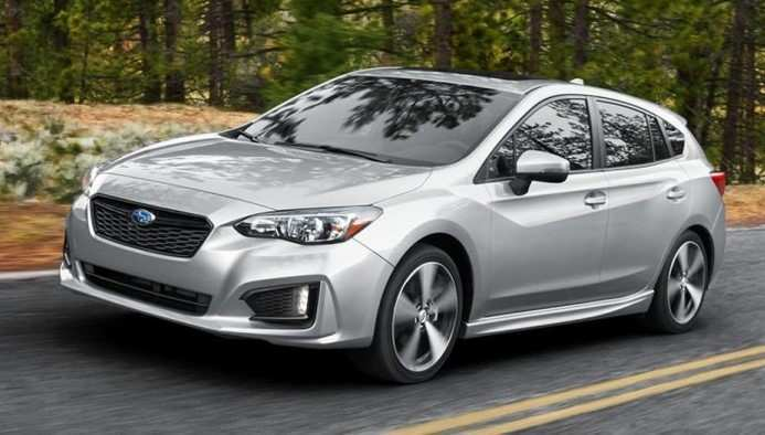 97 The 2020 Subaru Impreza Performance And New Engine