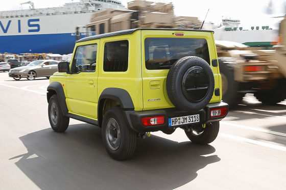 97 The 2020 Suzuki Jimny Rumors