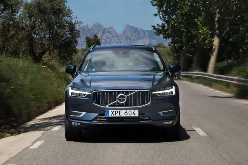 97 The 2020 Volvo Xc70 New Generation Wagon First Drive