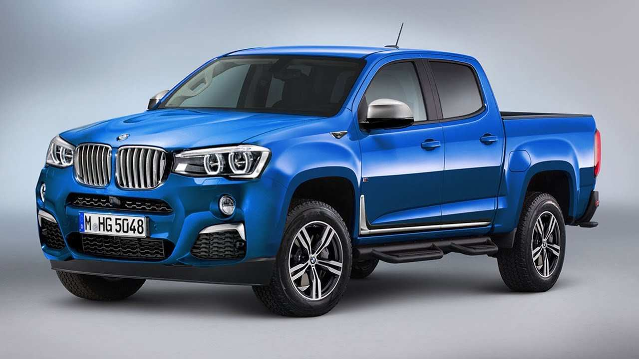 97 The BMW Pickup 2020 Release Date