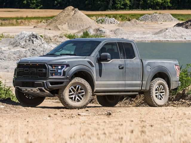 97 The Best 2019 Ford F150 Svt Raptor Release Date And Concept