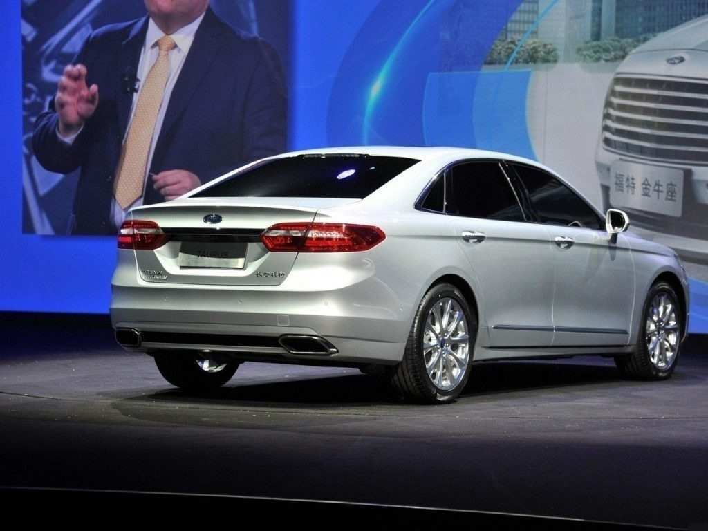 97 The Best 2019 Ford Taurus Spy Release