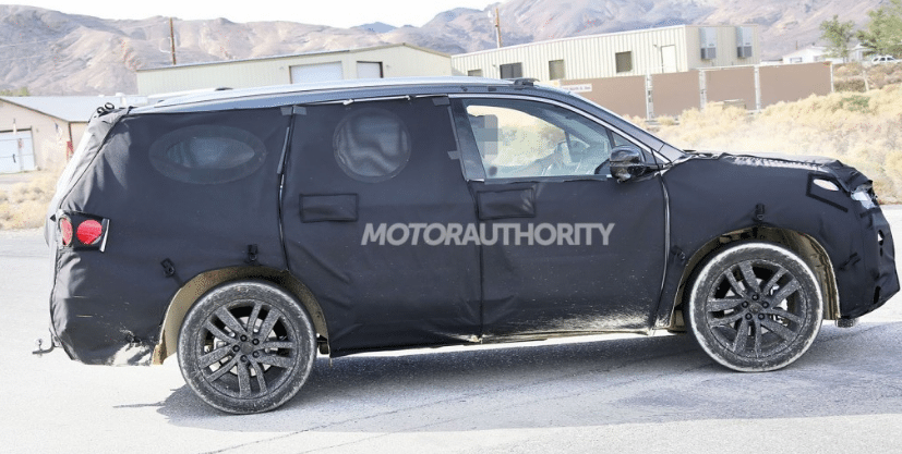 97 The Best 2019 Honda Pilot Spy Photos Exterior