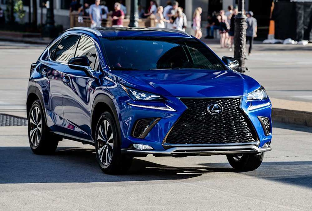 97 The Best 2019 Lexus NX 200t Rumors