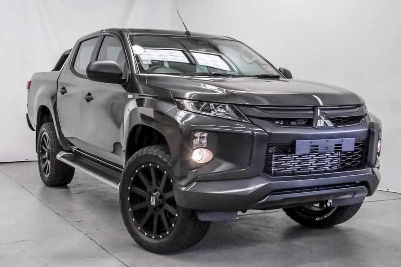97 The Best 2019 Mitsubishi Triton Concept