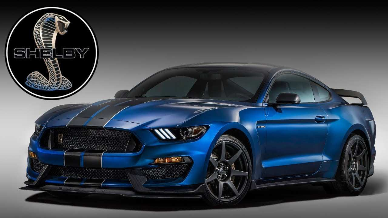 97 The Best 2019 Mustang Gt500 Interior