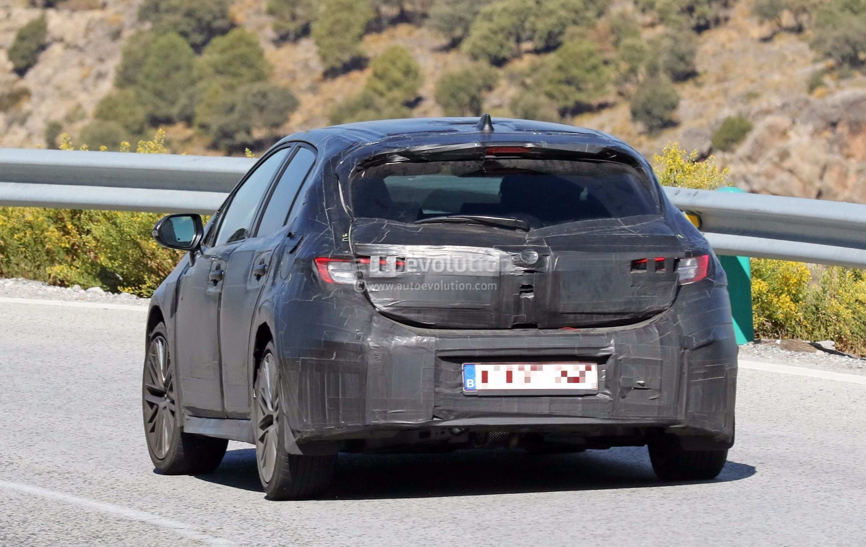 97 The Best 2019 New Toyota Avensis Spy Shots Exterior