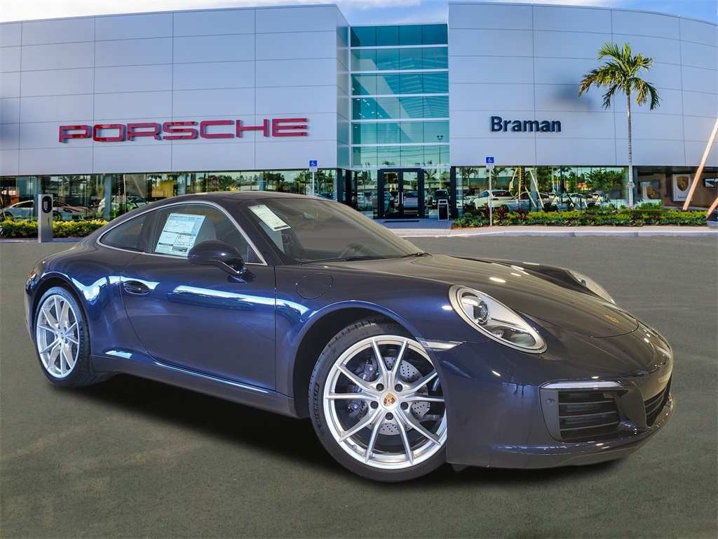 97 The Best 2019 Porsche 911 Carrera Release Date And Concept