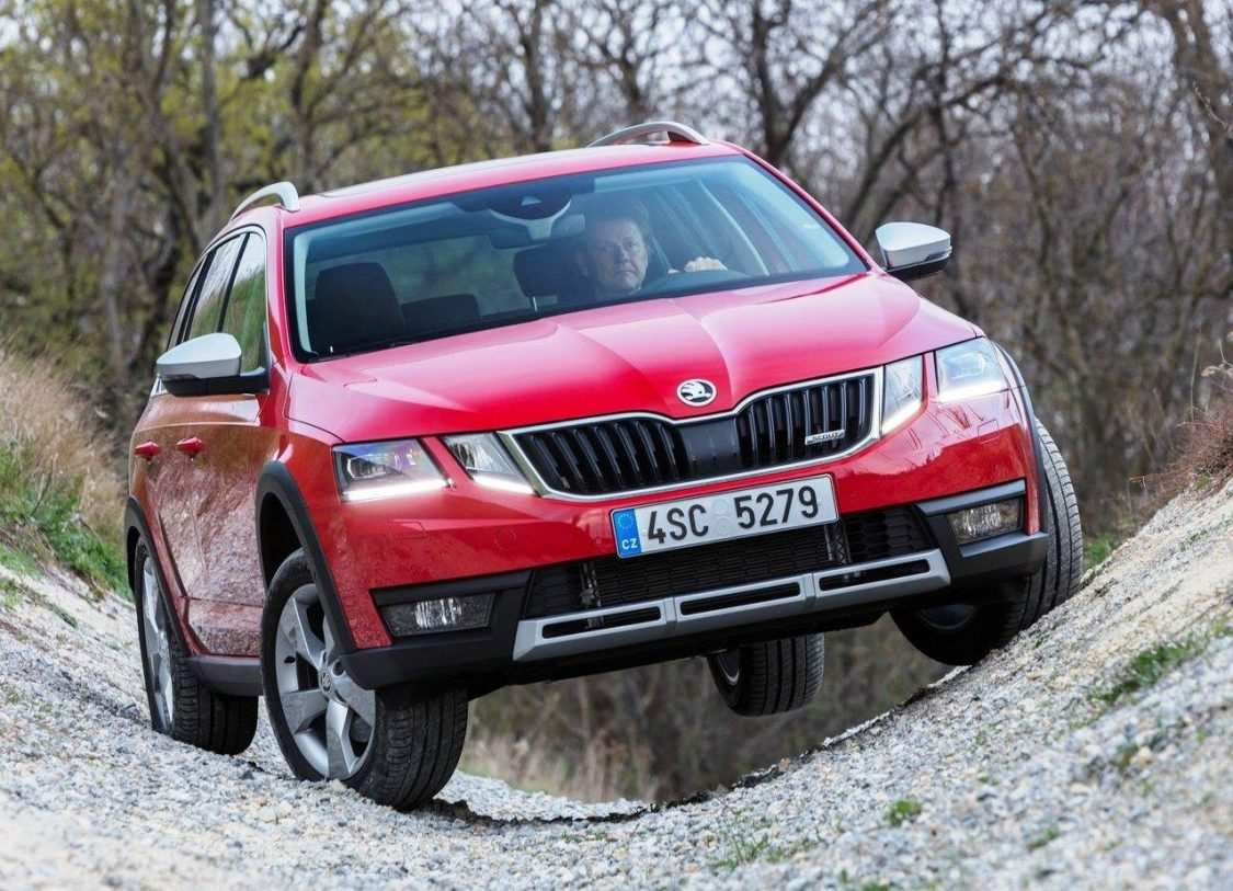 97 The Best 2019 Skoda Scout New Concept