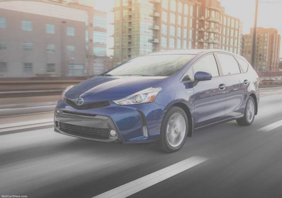 97 The Best 2019 Spy Shots Toyota Prius Redesign And Review