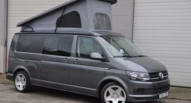 97 The Best 2019 VW Transporter New Review