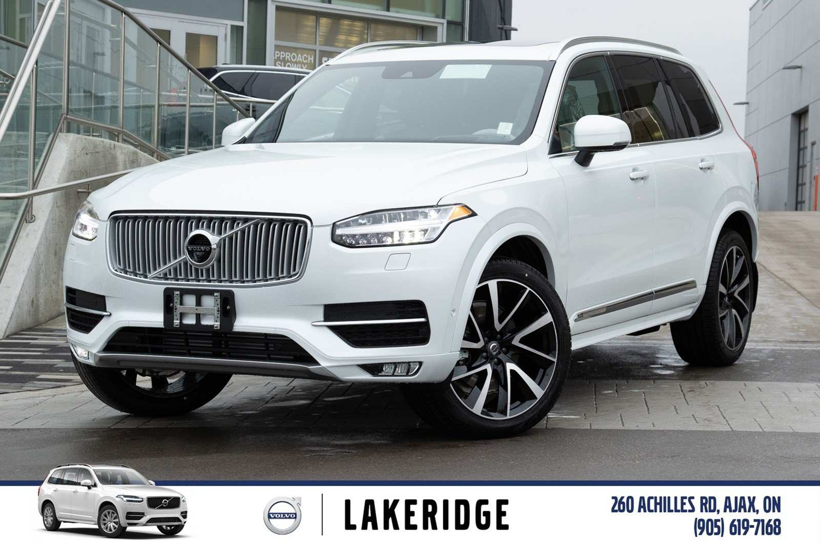 97 The Best 2019 Volvo XC90 Configurations