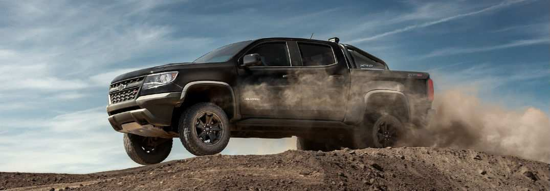 97 The Best 2020 Chevrolet Colorado Z72 Price And Release Date
