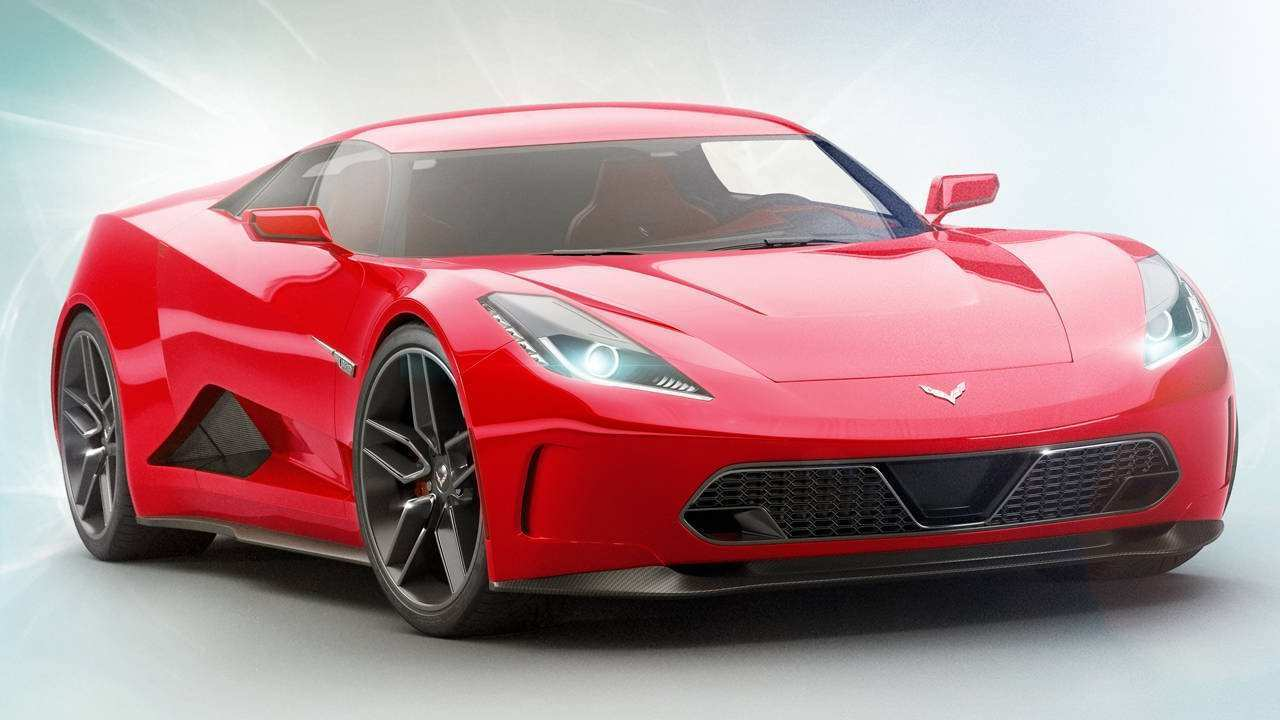 97 The Best 2020 Chevrolet Corvette Z06 Exterior And Interior