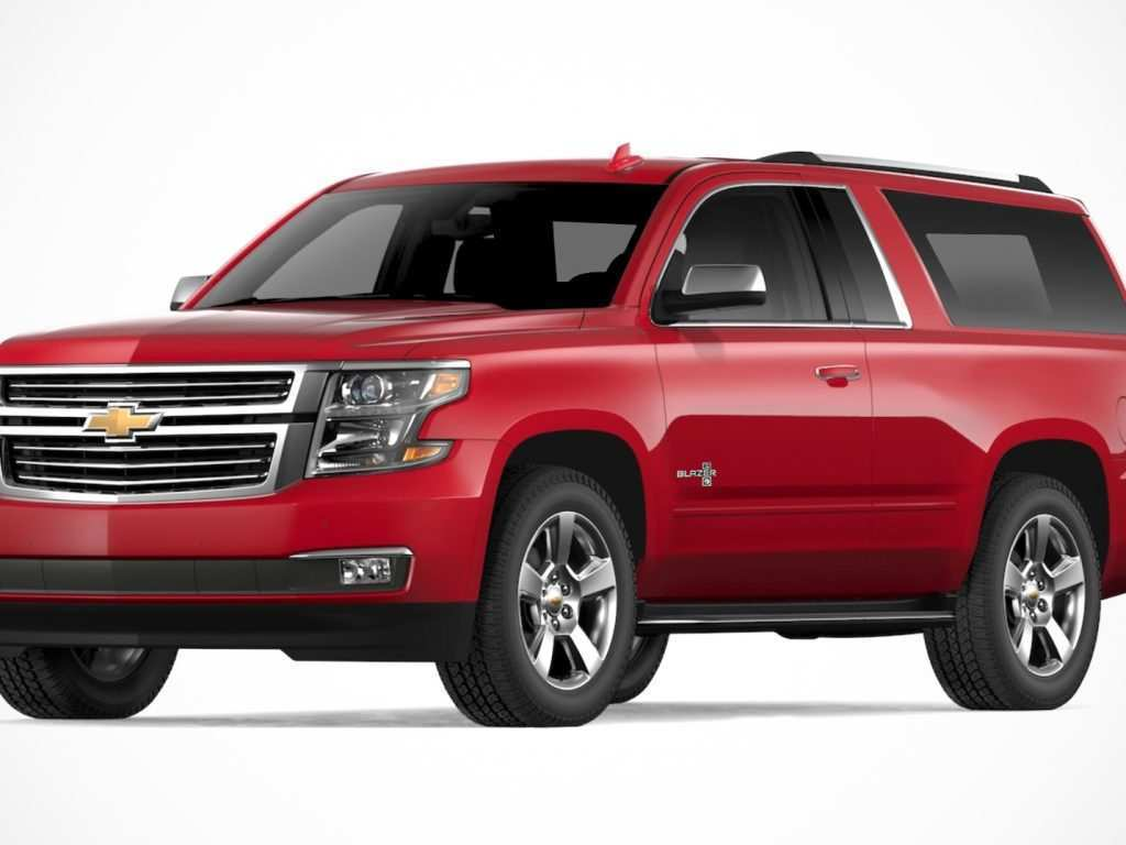 97 The Best 2020 Chevy K5 Blazer Engine   Review Cars 2020