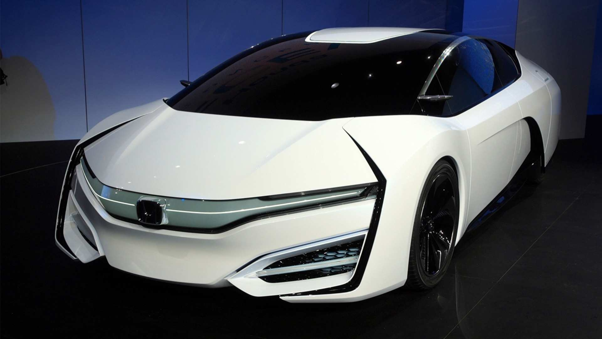 97 The Best 2020 Honda Fcev Pictures