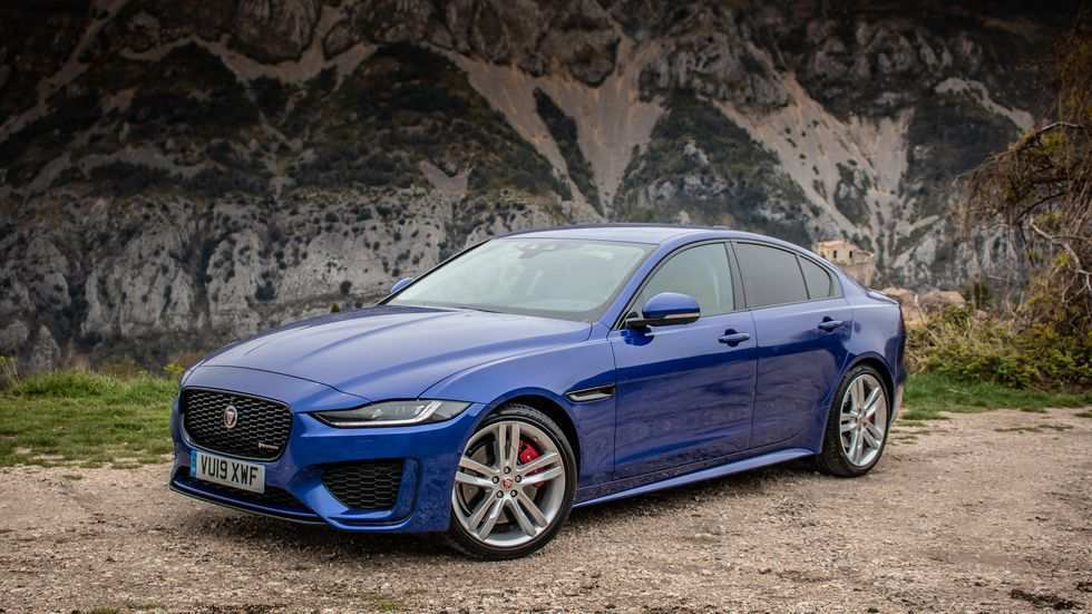 97 The Best 2020 Jaguar Xe Sedan Ratings