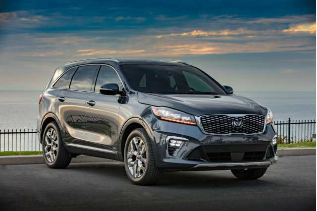 97 The Best 2020 Kia Sorento Redesign And Concept
