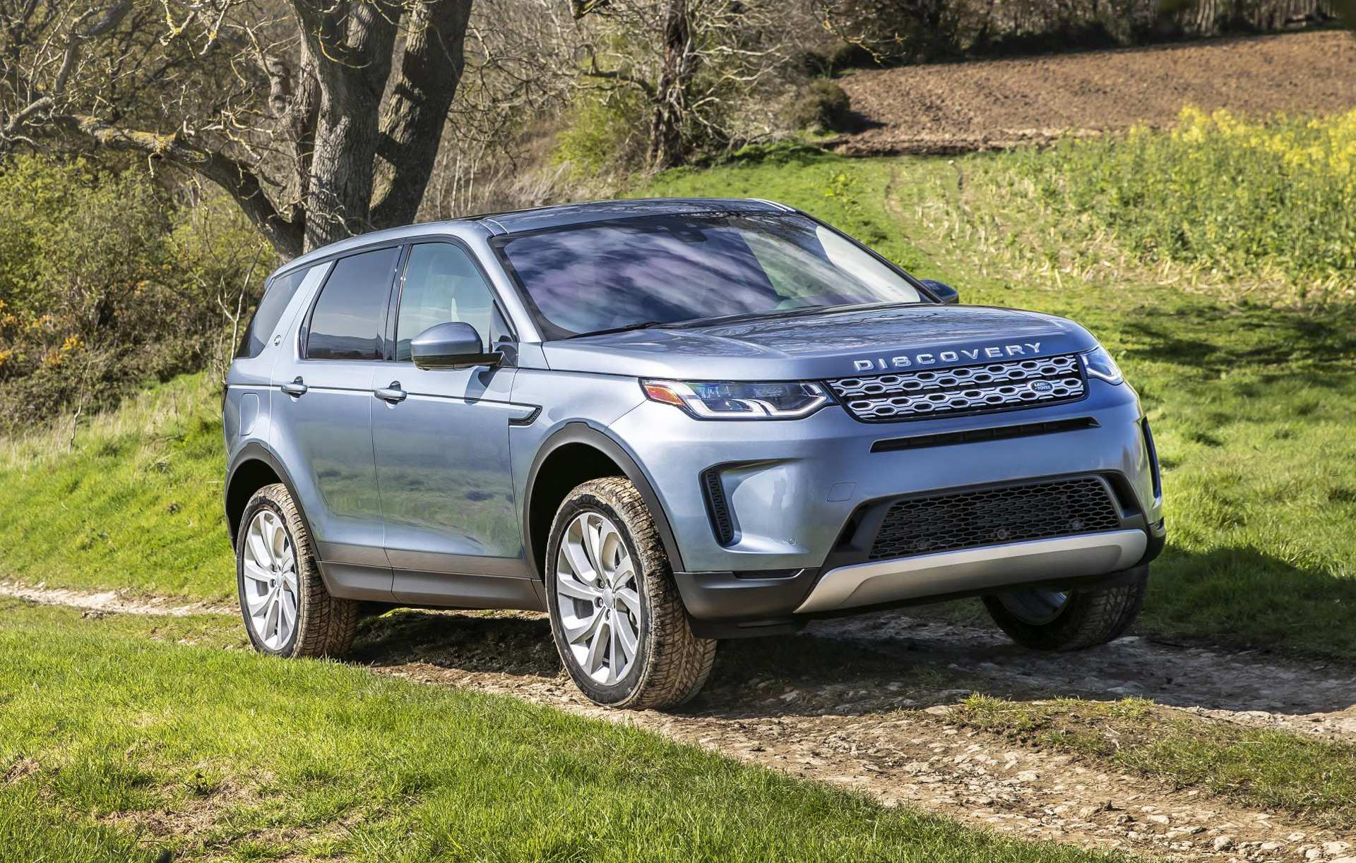 97 The Best 2020 Land Rover Discovery Specs