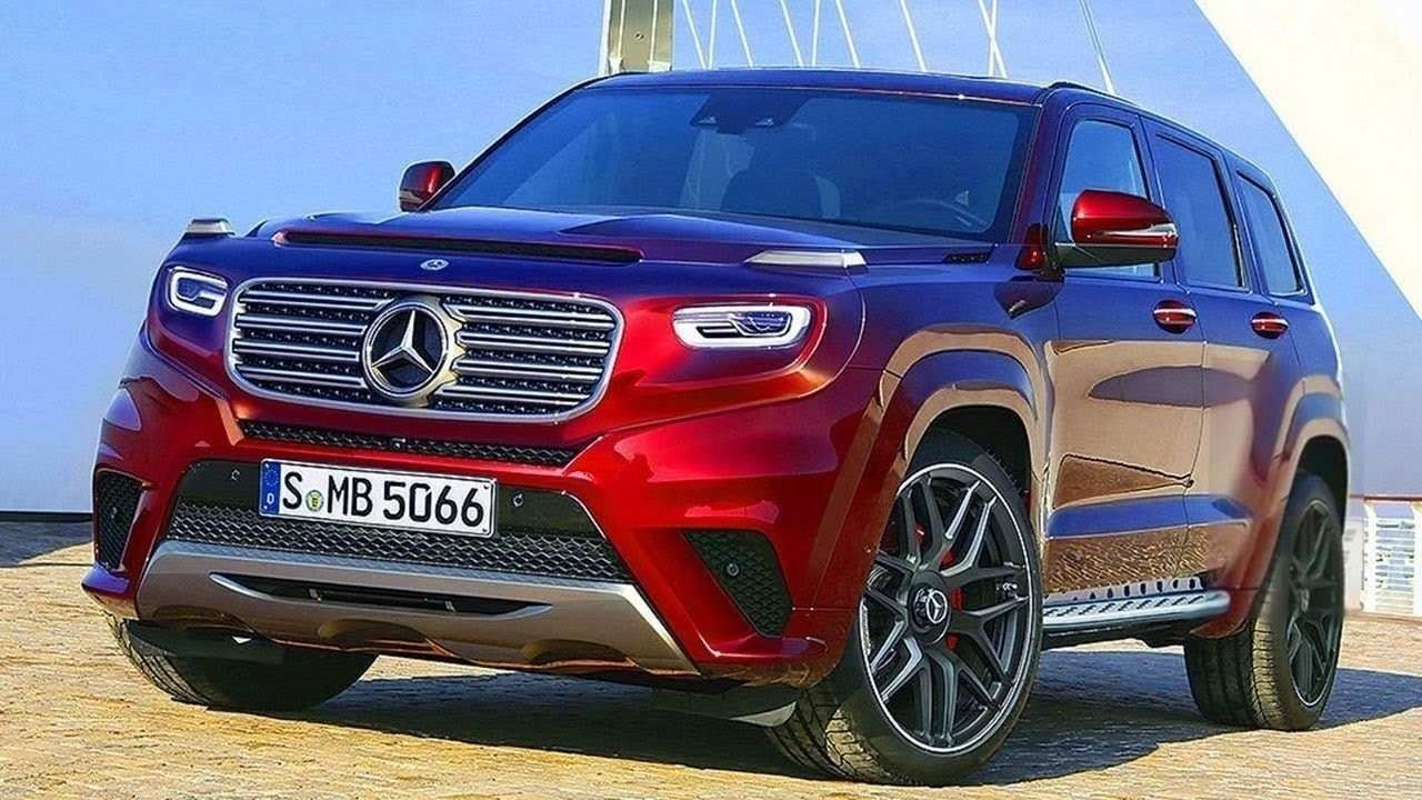 97 The Best 2020 Mercedes Benz GLK Speed Test