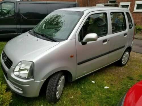 97 The Best 2020 Opel Agila Picture