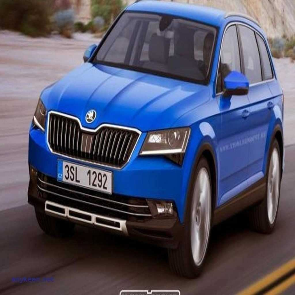 97 The Best 2020 Skoda Snowman Full Preview Redesign