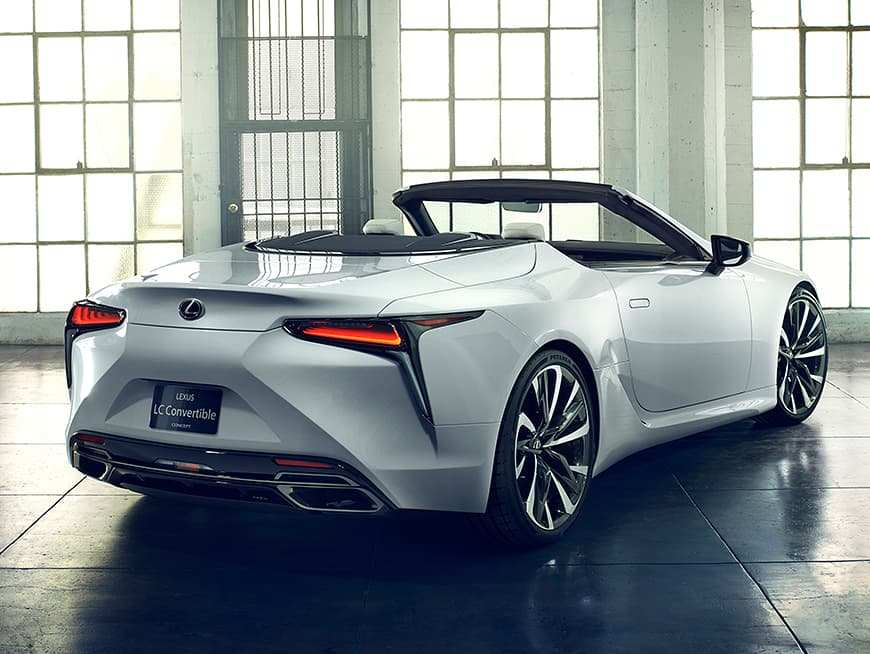 97 The Best Lexus Convertible 2020 Configurations