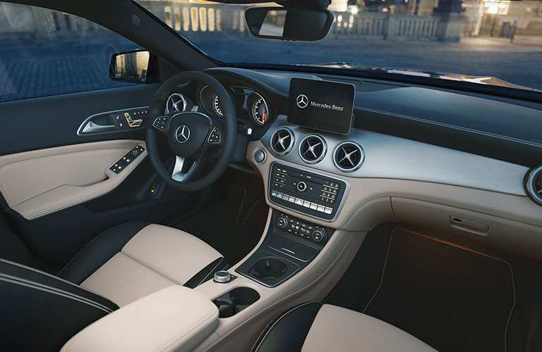 97 The Best Mercedes Gla 2019 Interior Style