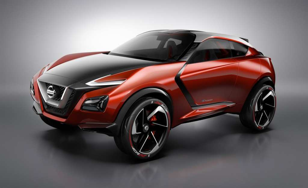 97 The Best Nissan Juke Concept 2020 Price
