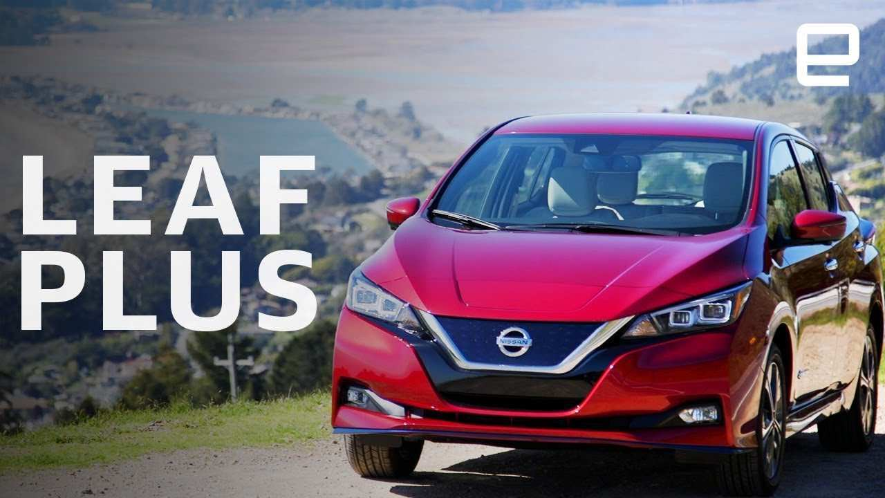 97 The Best Nissan Leaf 2019 Review Review And Release Date