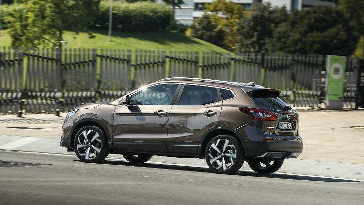 97 The Best Nissan Qashqai 2019 Spy Shoot
