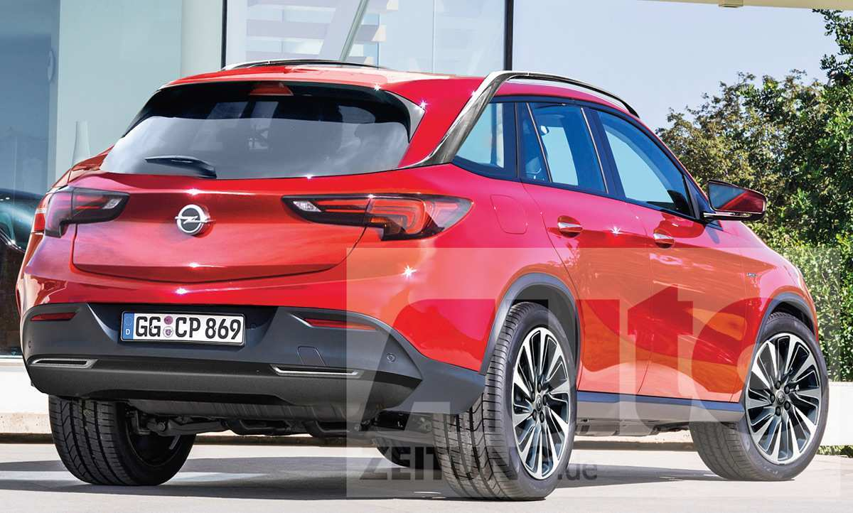 97 The Best Opel Suv 2020 Price And Release Date