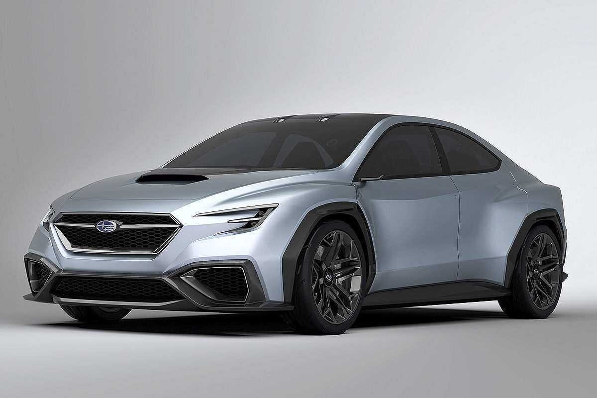 97 The Best Subaru New Wrx 2020 Redesign and Review