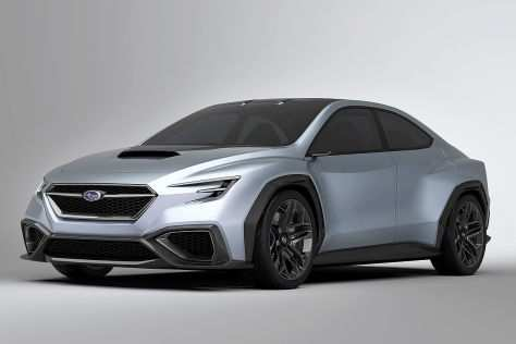 97 The Best Subaru Wrx 2020 Concept Redesign And Review