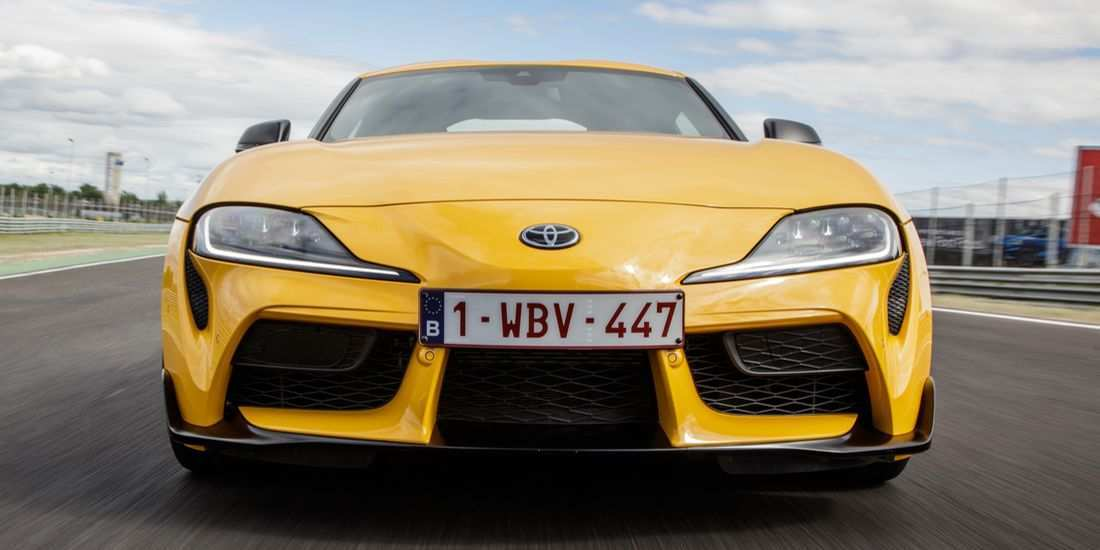 97 The Best Toyota Supra 2019 First Drive