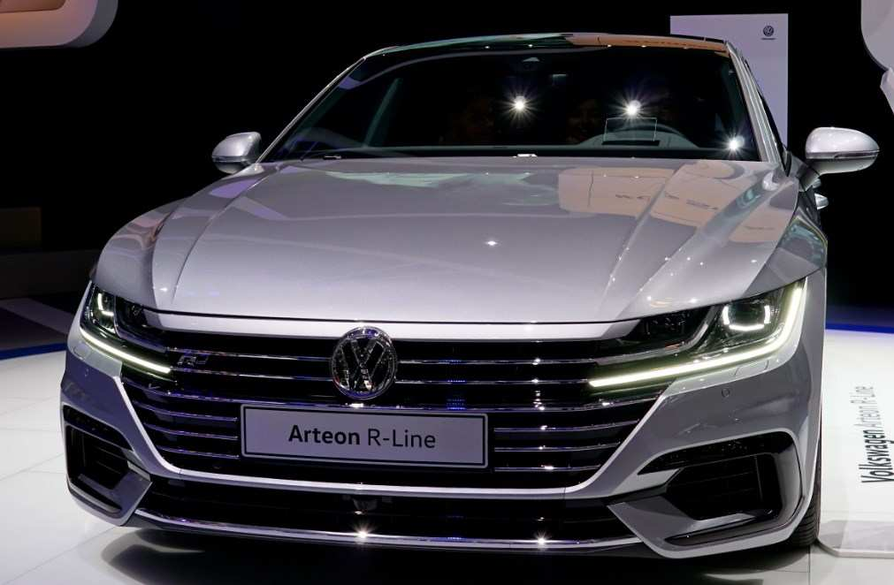 97 The Best Volkswagen Arteon 2020 Engine