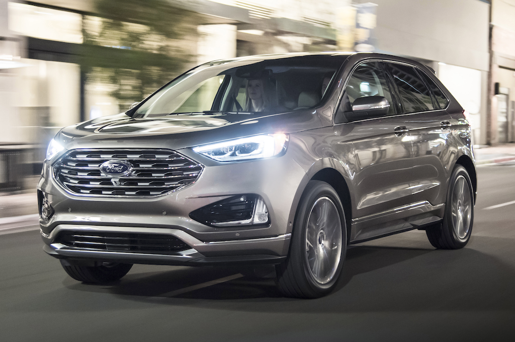 97 The Ford Edge New Design New Review