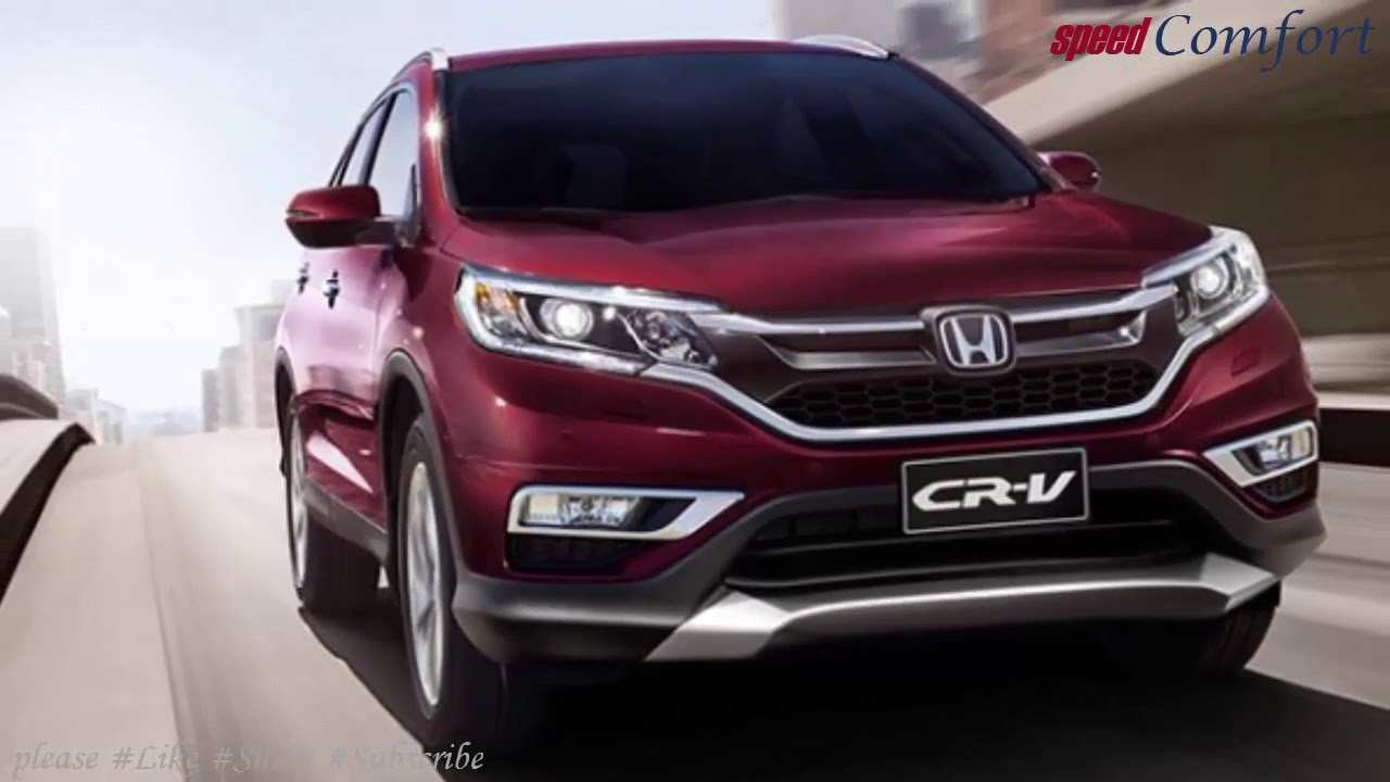97 The Honda Crv 2020 Model Release