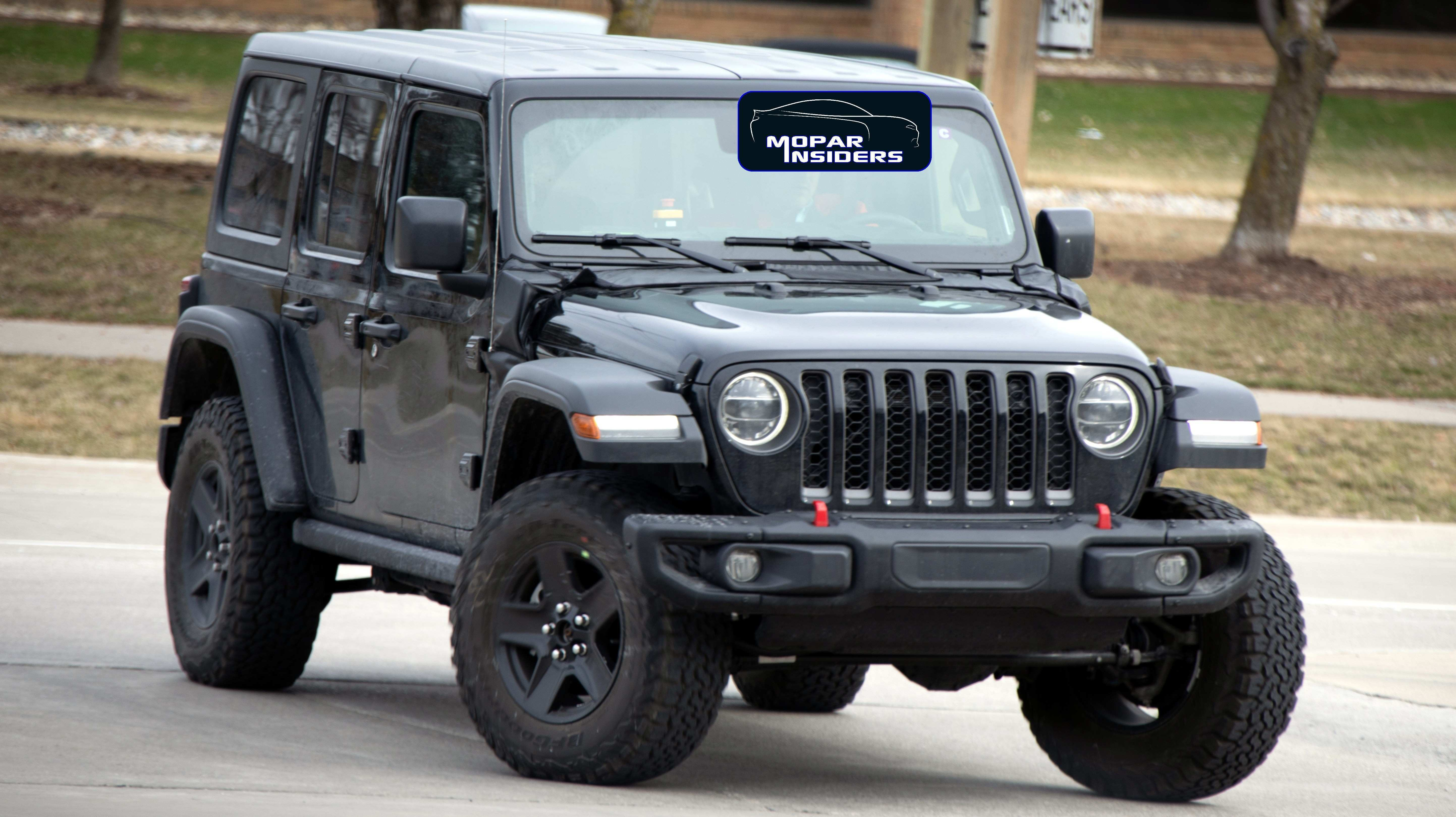97 The Jeep Wrangler Unlimited 2020 Research New