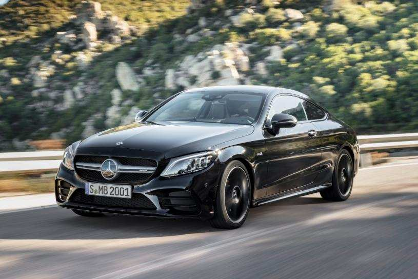 97 The Mercedes C Class Coupe 2019 Photos