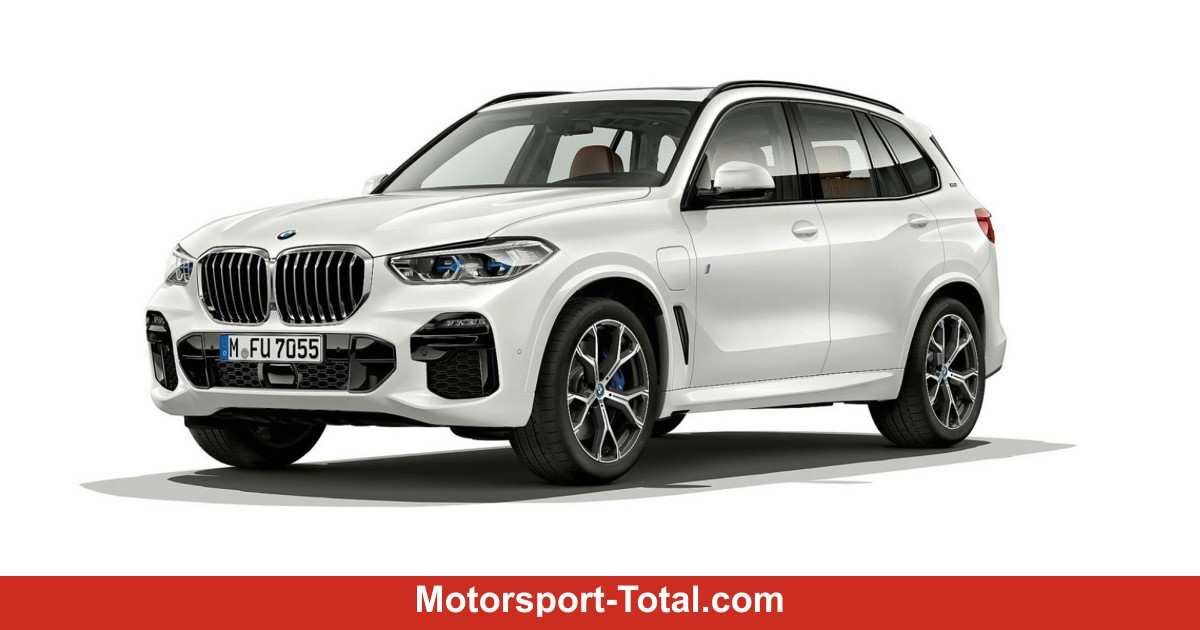 97 The New BMW X5 Hybrid 2020 Price And Release Date